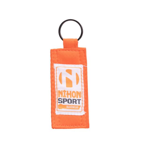 Sleutelhanger Band kleur oranje