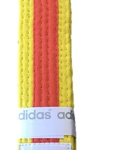 Adidas Belt Club bicolor Yellow/Orange size 260