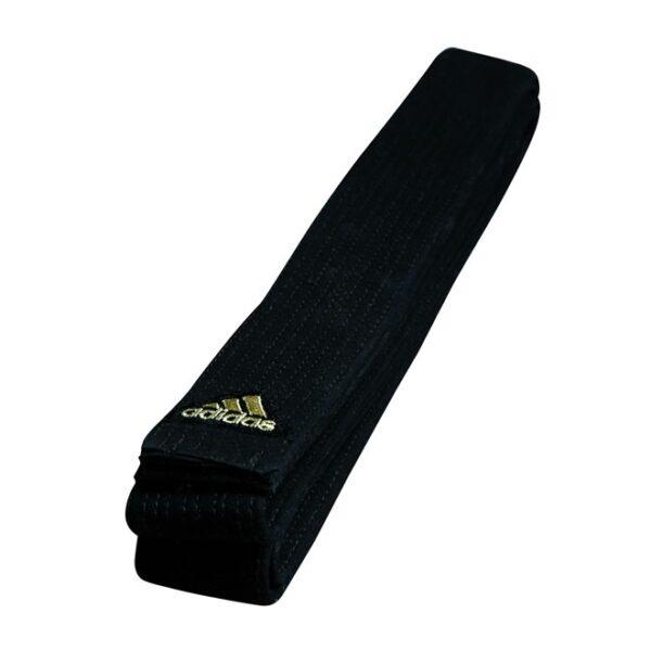 Judoband Adidas Champion | zwart