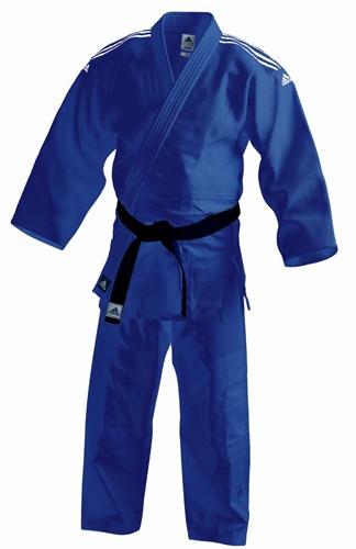 Judopak Adidas voor beginners en kinderen | J350 | blauw