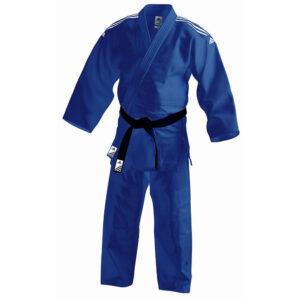 Adidas Judopak J650 Blauw maat 155