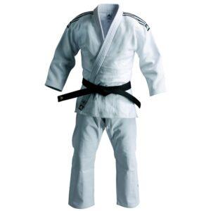 Adidas Judopak J930 Wit maat 155