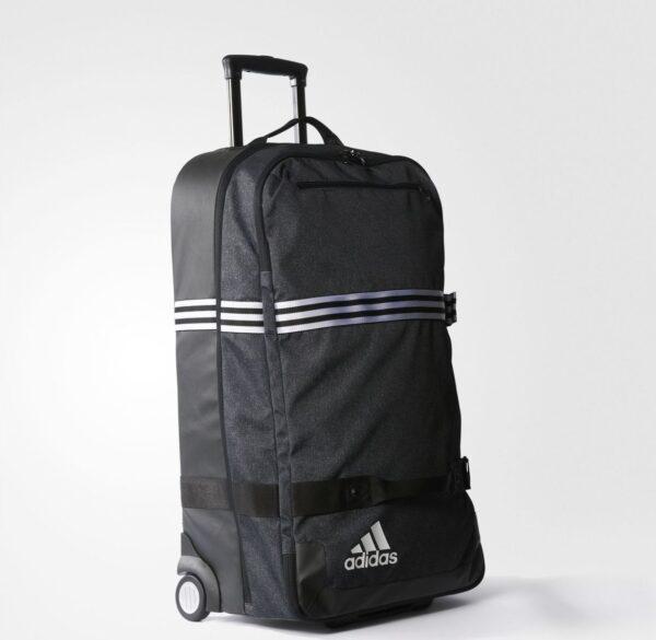 Adidas trolley XL   zwart