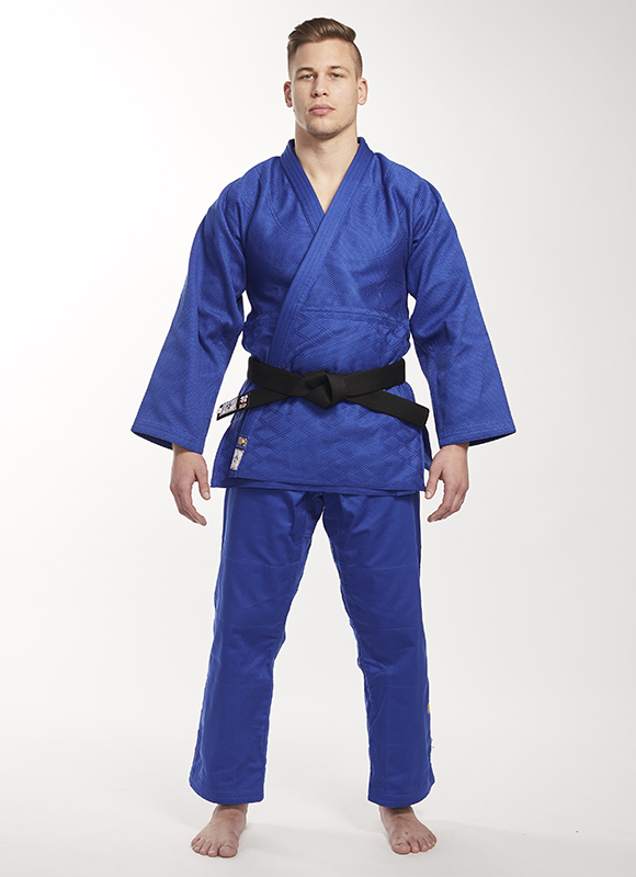 Ippon Gear Legend regular IJF gekeurde blauwe judojas