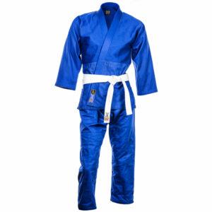 Judopak Nihon Rei voor kinderen en recreanten | blauw