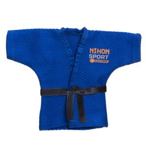 Mini-judogi blauw Nihon | blauw