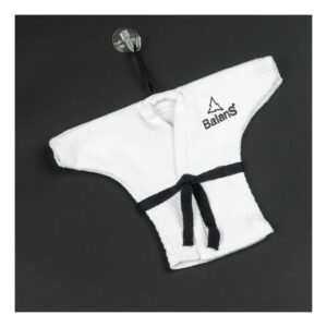 Mini-judogi wit Nihon | wit