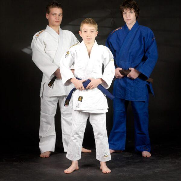 Balans Judopak Gi Blauw