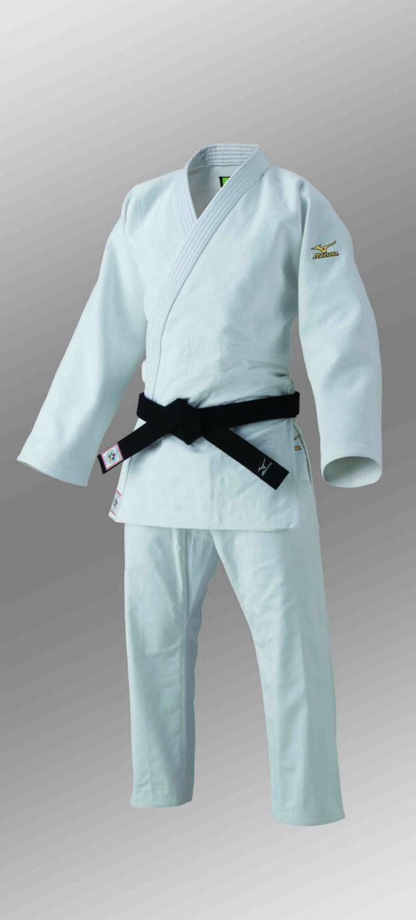 Mizuno Yusho IJF judopak wit