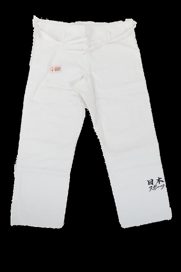Judobroek zware kwaliteit Nihon   wit